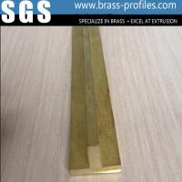 Wholesale T shanpe Yellow Golden Brass Used For Decorative Copper Material from china suppliers