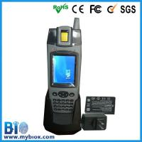 "Wholesale 3.2"" touch screen fingerprint and RFID Pos terminal with wifi, GBRS Bio-FH01 from china suppliers"