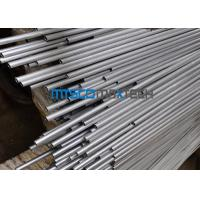 Wholesale 16SWG S31803 / 2205 Duplex Steel Tube With Pickling Surface For Oil Refinery from china suppliers
