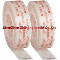 Wholesale Clear/ Transparent 3M original brand self-adhesive reclosable hook from china suppliers