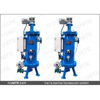 Wholesale Hydraulic valve self cleaning water filter for industry water filtration from china suppliers