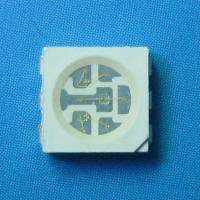 Wholesale 0.5W 60mA 5050 Top View RGB SMD chip Leds diode with 3 chips 6 Pin from china suppliers