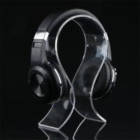 Wholesale High quality clear acrylic headphone earphone headset display stand holder from china suppliers