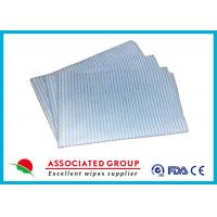 Wholesale Household Printing Multi Purpose Cleaning Wipes , Disposable Spunlace Nonwoven Wipes from china suppliers