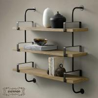 Wholesale loft wall shelf  cusotm from china suppliers