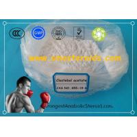 Wholesale Fat Burning Steroid Powder Clostebol Acetate / 4-Chlorotestosterone Acetate CAS 855-19-6 Testosterone Enanthate from china suppliers
