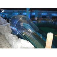 Wholesale Decorative Small acrylic plexiglass tunnel for hotel , restaurant , park from china suppliers