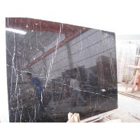 Wholesale Polished & Cheapest Nero Marquina Marble from china suppliers