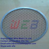Wholesale stainless steel filter discs from china suppliers