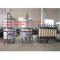 Wholesale Ultral-filtration UF Mineral Water Treatment from china suppliers