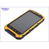 Wholesale A9 NFC Rugged Waterproof Smartphone / Dual Sim Water Resistant Phone from china suppliers