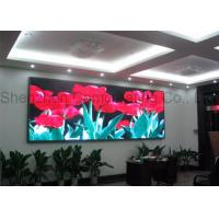 Quality Programmable Electronic Indoor HD P6 LED Video Walls Full Color Advertising LED Display Screen Panels for sale