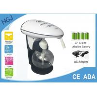 Buy cheap 300Ml Touchless Motion Sensor Hand Sanitizer Dispenser Automatic Stand Stype from wholesalers