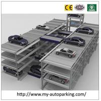 Wholesale Shopping Cart Type Fully Automatic Garage Stacking Car Parking System Made in China from china suppliers