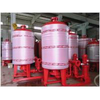 Wholesale Stainless Steel 304 / 316 Diaphragm Water System Pressure Tank With Polishing Treatment from china suppliers