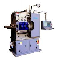 Buy cheap 8.0mm 5 axis compression spring coiling machine for sale with self-developed from wholesalers