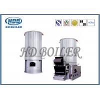 Wholesale Vertical Gas Oil Fired Thermic Fluid Boiler High Efficiency Low Pollution Emission from china suppliers