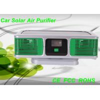 Wholesale DC 12V OEM 1W Power Saving Car Solar Air Purifier with Protecting Eyes from china suppliers