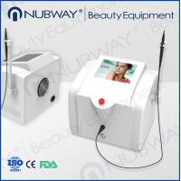 Buy cheap medical spider vein removal machine with 30mhz spider vein removal beauty machine from wholesalers