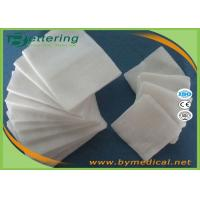 China Softness Non Woven Gauze Swabs / Sponges For Medical , Hospital , Examine Use on sale