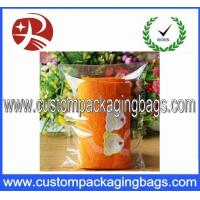 Wholesale Transparent Custom OPP Plastic Towel Packaging Bag With Strong Self Adhesive from china suppliers