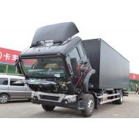 Wholesale Semi- Trailer Cargo Van Truck SINOTRUK HOWO 16-20 Tons 4X2 LHD 290HP from china suppliers