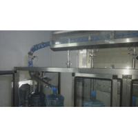 Wholesale 3 In 1 Purified Water 4 / 5 Gallon Water Filling Machinery With PLC Control from china suppliers