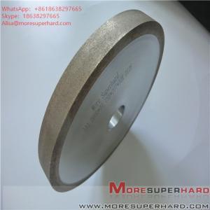 Wholesale Metal - bonded diamond grinding wheel processing ceramics ALisa@moresuperhard.com from china suppliers