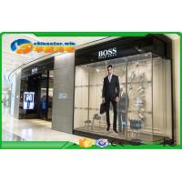Wholesale Window 16mm Transparent Glass Led Display Video Wall Programmable Control System from china suppliers
