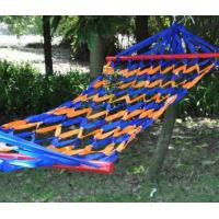 Wholesale Ultralight outdoor colorful canvas hammock baby cotton sleeping hammock for outdoor / Garden / Travel from china suppliers
