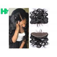 "Wholesale Body Wave 100% Human Hair 13*4 Closure Unprocessed With Baby Hair 8"" - 24"" from china suppliers"