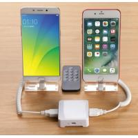Wholesale COMER High quality multiple ports alarm control box 2 port usb hub tablet cellphone charger holder from china suppliers