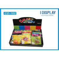 Wholesale Eye Catching Promotional Countertop Retail Displays 4 Colors Offset Printing from china suppliers