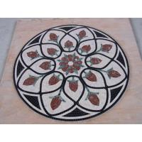 Wholesale Decoration the house mosaic floor tile,beautiful mosaic tile  from china suppliers