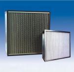 Wholesale Portable HEPA Air Filter Metal Frame Fiberglass Paper Aluminum Separator from china suppliers