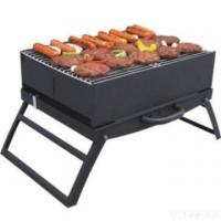 Quality Outdoor Portable Folding Steel Charcoal Bbq Grills for sale