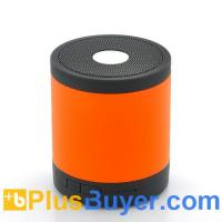 Wholesale High Quality Mini Bluetooth Speaker with Changeable Color and MIC from china suppliers