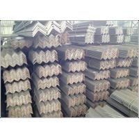 Wholesale Pressure Structural Bracket Galvanised Angle Iron , Hot Rolled Stainless Steel L Angle from china suppliers