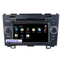 Wholesale Honda CR-V 2007 - 2011 Honda Sat Nav DVD Automobile Stereo GPS Headunit from china suppliers