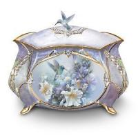 Wholesale Lena Liu Precious Treasure Hummingbird Music Box from china suppliers