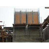 Wholesale Automatic Climbing Concrete Formwork In Construction , Inclination Angle 18° / 15° from china suppliers