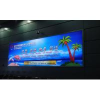 Wholesale 1500*3500mm large size aluminum frame led advertising light box waterproof from china suppliers