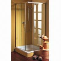 Wholesale Etched Glass, Shower Enclosures, Frosted Glass from china suppliers