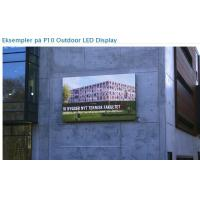 Wholesale P10 Outdoor LED Billboard High Definition Full Color Advertising from china suppliers