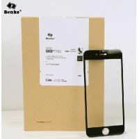 Wholesale Original Benks OKR+PRO Full Screen Glass Cover For Iphone 6/6 Plus Curved Edge from china suppliers