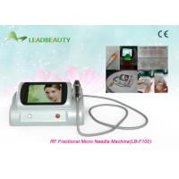 Wholesale 5MHz Skin Care Fractional Radiofrequency Micro Needle With 25 Pins / 49 Pins / 81 Pins from china suppliers