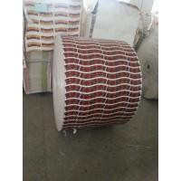 Wholesale Red Flexo Printing Printed Paper Roll Biodegradable Customized Printing Paper Rolls from china suppliers