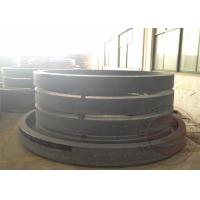 Wholesale Industrial Hot Rolling Ring Free Forging Stainless Steel Flange , Heat Treatment from china suppliers