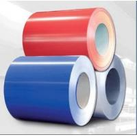 Wholesale Colored Galvanized Steel Coil 508mm or 610mm Inner Diameter DX51D+Z from china suppliers