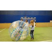 Wholesale Clear Bump Ball Inflatable Sports Games Customized PVC / TPU from china suppliers
